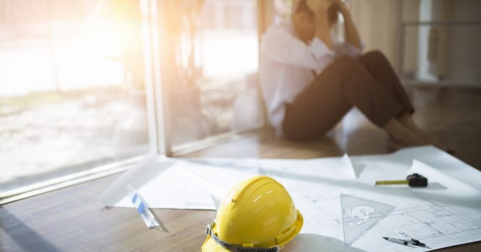 managing stress in the construction industry