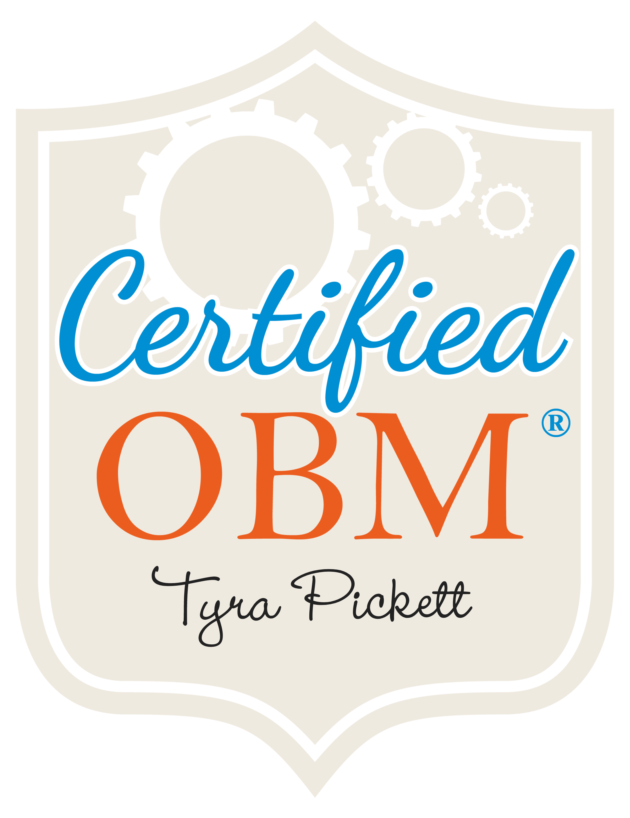 Certified OBM Badge