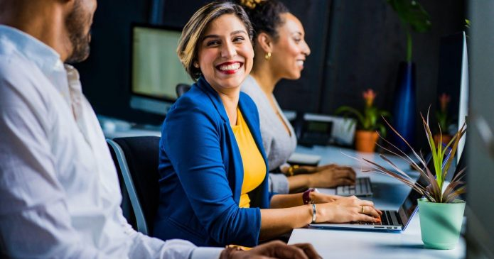 There are more women in business today than ever before