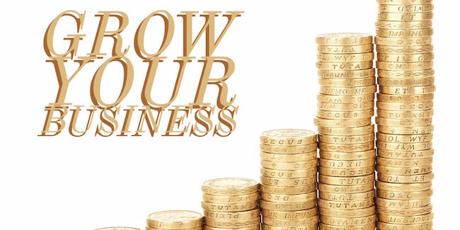 build and grow your business